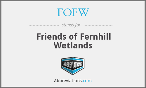 What does FOFW stand for?