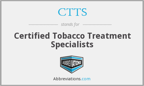 What does CTTS stand for?
