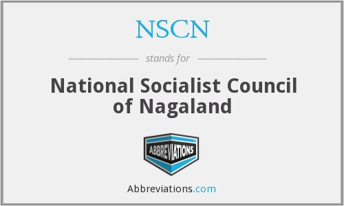 What does NSCN stand for?