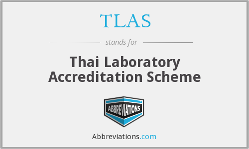 What does TLAS stand for?