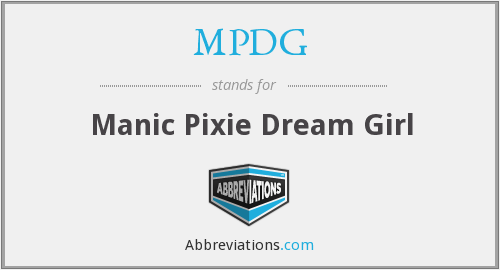 What does MPDG stand for?