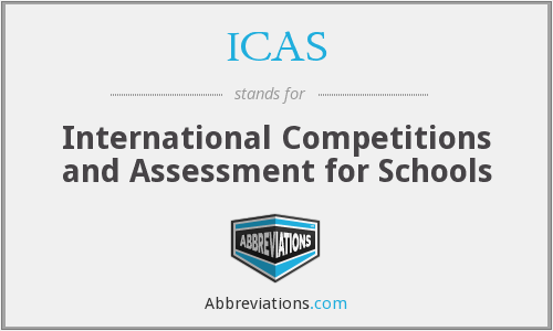 ICAS - International Competitions and Assessment for Schools