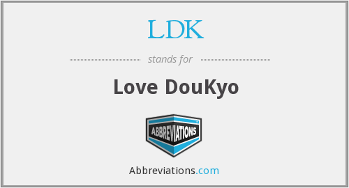 LDK - Love DouKyo