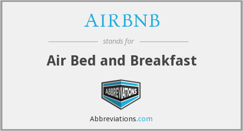 Airbnb Air Bed And Breakfast