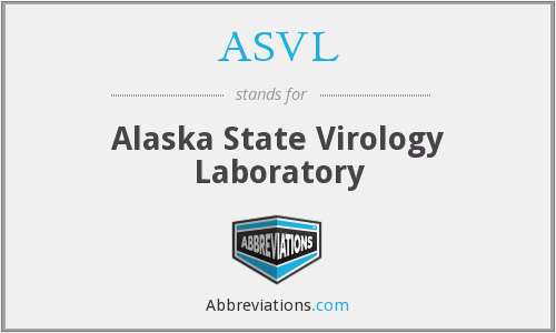 What does ASVL stand for?