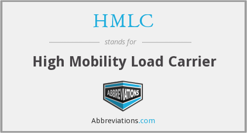 What does HMLC stand for?