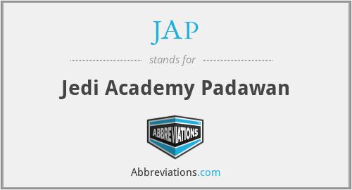 JAP - Jedi Academy Padawan