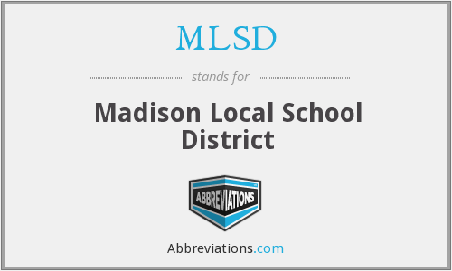 What does MLSD stand for?