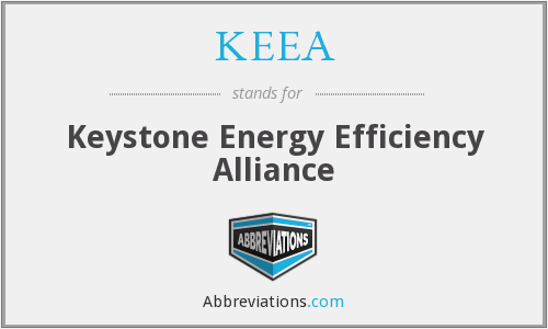 What does KEEA stand for?