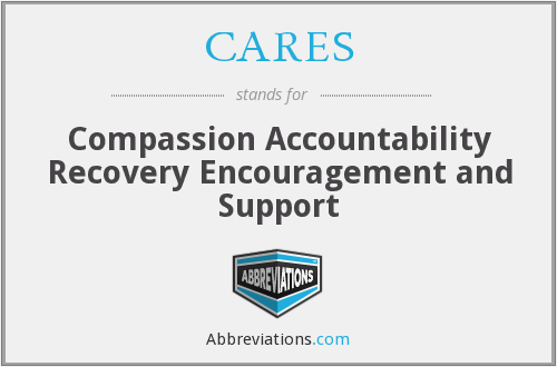 CARES - Compassion Accountability Recovery Encouragement and Support