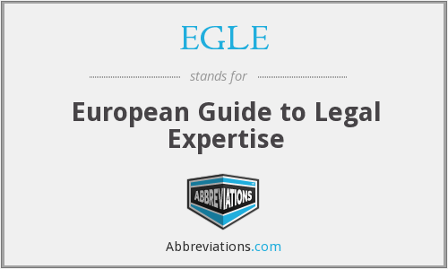 What does EGLE stand for?
