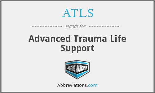 What does ATLS stand for?