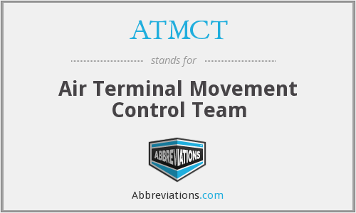 What does ATMCT stand for?
