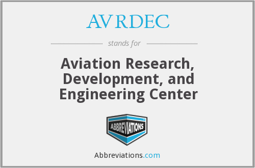 What does AVRDEC stand for?