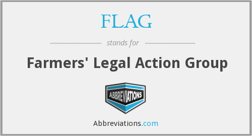 FLAG - Farmers' Legal Action Group