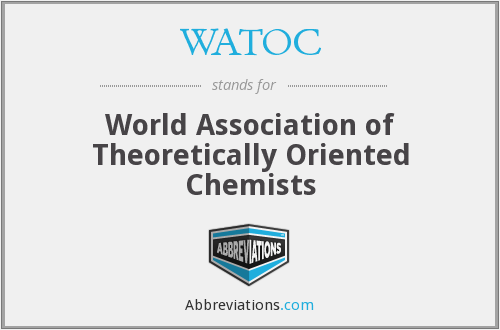 What does WATOC stand for?