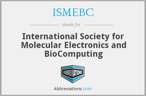 What does ISMEBC stand for?