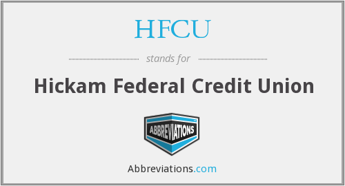 HFCU - Hickam Federal Credit Union