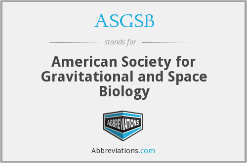 What does ASGSB stand for?