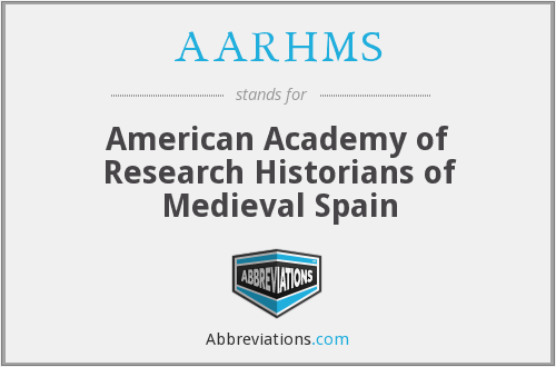 What does AARHMS stand for?