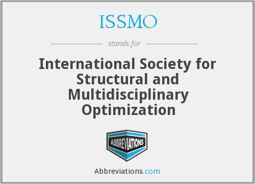 What does ISSMO stand for?