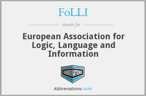 What does FOLLI stand for?
