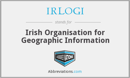 What does IRLOGI stand for?