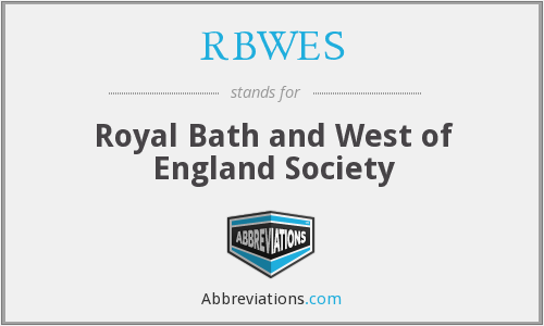 What does RBWES stand for?