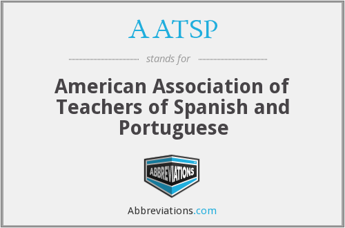 What does AATSP stand for?