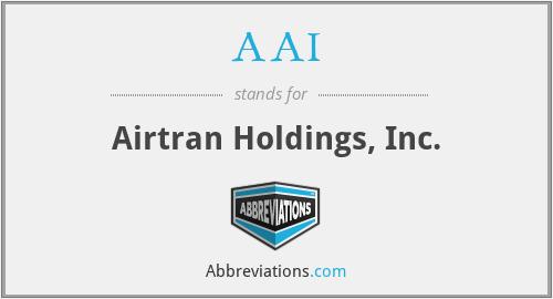 AAI - Airtran Holdings, Inc.