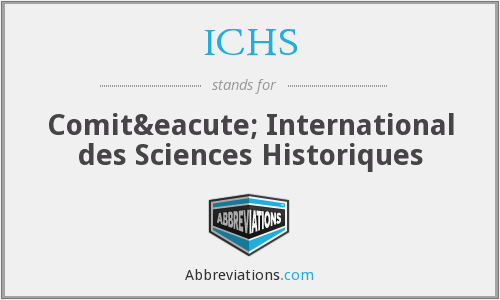 What does ICHS stand for?