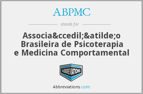 What does ABPMC stand for?