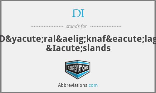 DI - Dýralæknafélag Íslands