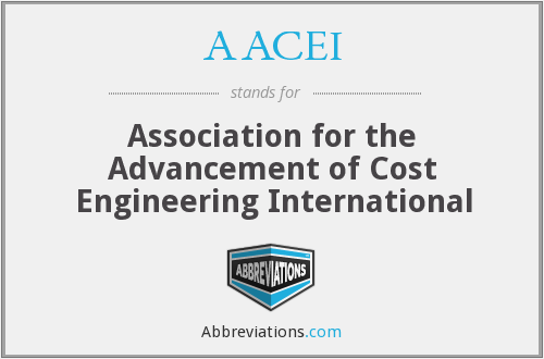 What does AACEI stand for?