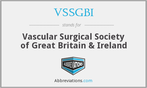 What does VSSGBI stand for?