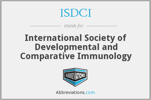 What does ISDCI stand for?