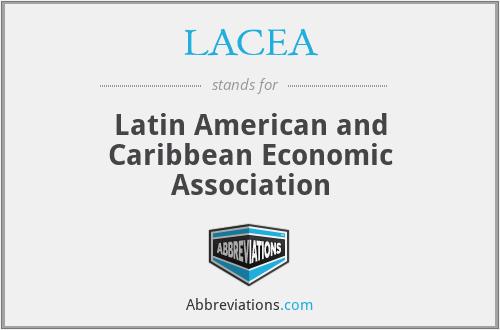 LACEA - Latin American and Caribbean Economic Association