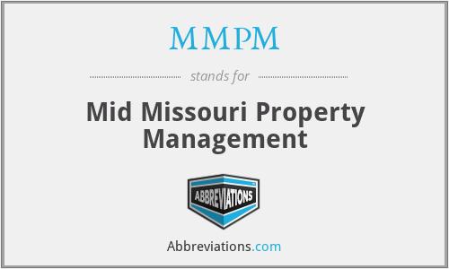 MMPM - Mid Missouri Property Management