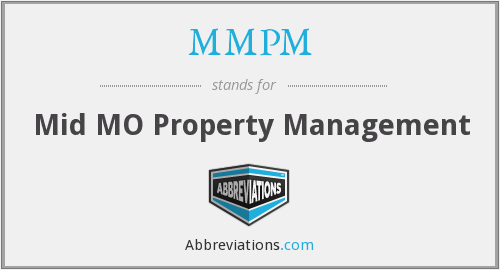 MMPM - Mid MO Property Management