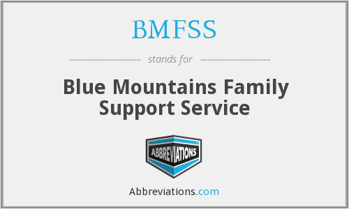 What does BMFSS stand for?