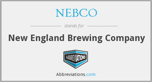 What does NEBCO stand for?
