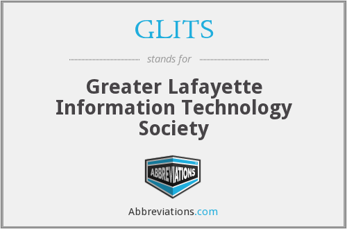 What does GLITS stand for?