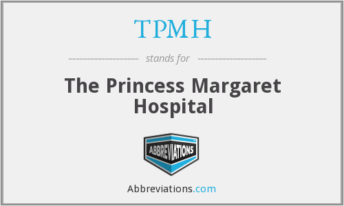 What does TPMH stand for?