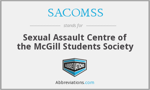 What does SACOMSS stand for?