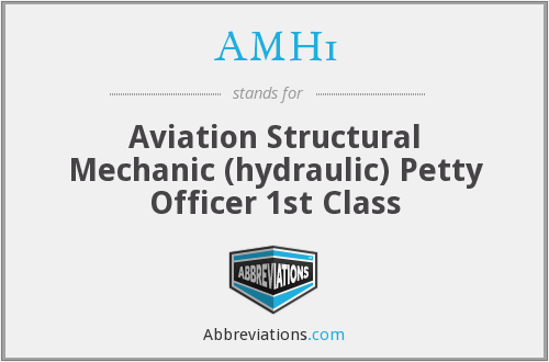 What does AMH1 stand for?