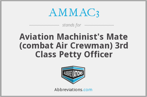 What does AMMAC3 stand for?