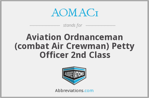 What does AOMAC1 stand for?