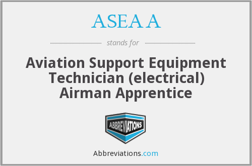 What does ASEAA stand for?