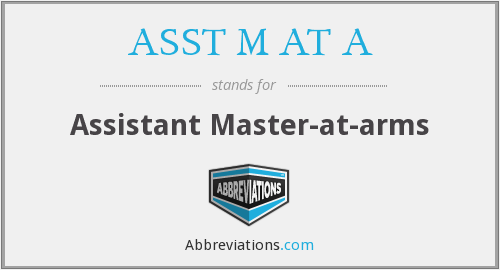 What does ASST M AT A stand for?