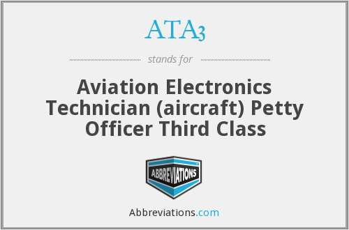 What does ATA3 stand for?